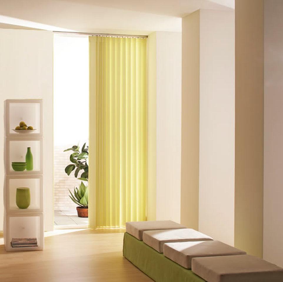vertikalios žaliuzės